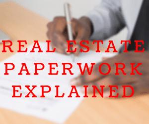 Ontario Real Estate Association Paperwork